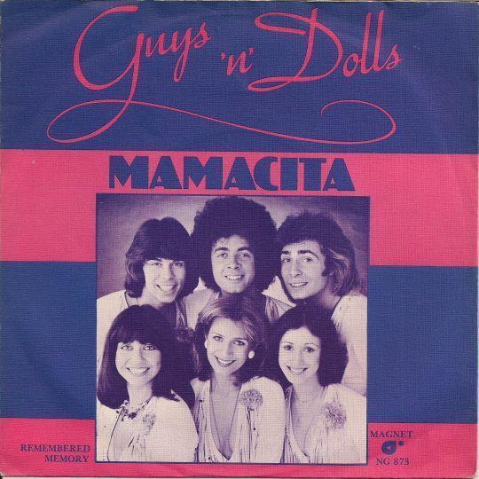 Coverafbeelding Mamacita - Guys 'n' Dolls