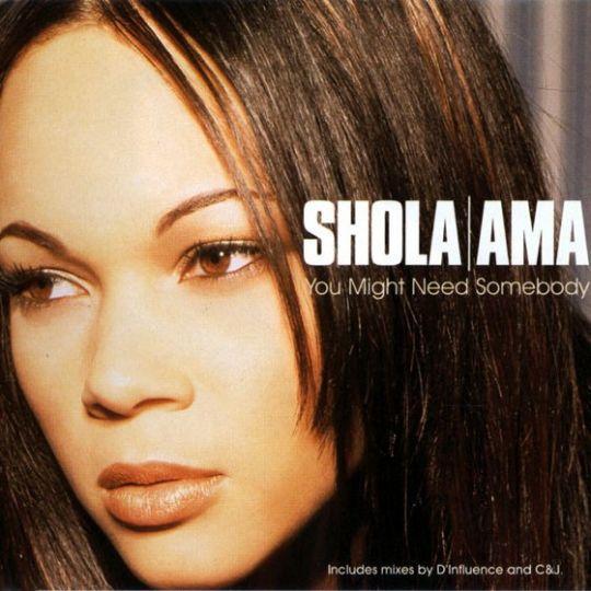 Coverafbeelding You Might Need Somebody - Shola Ama