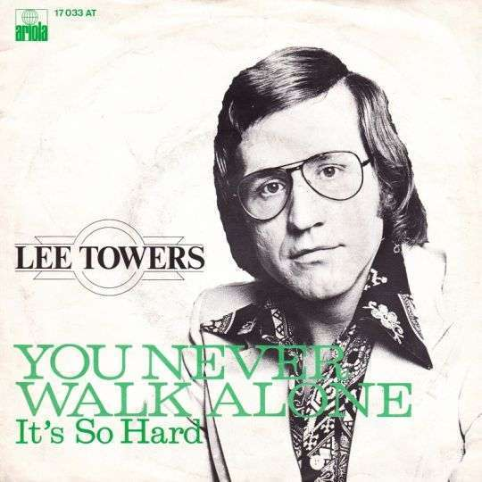 Coverafbeelding You Never Walk Alone - Lee Towers