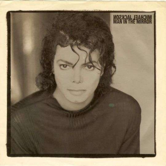 Coverafbeelding Man In The Mirror - Michael Jackson