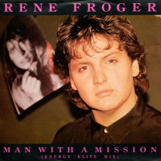 Coverafbeelding Man With A Mission - Rene Froger