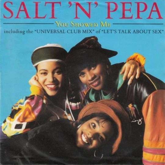 Coverafbeelding You Showed Me - Salt-n-pepa