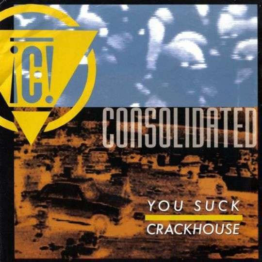 Coverafbeelding Consolidated - You Suck