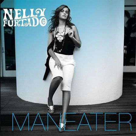 Coverafbeelding Nelly Furtado - Maneater