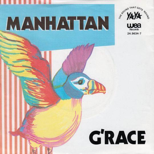 Coverafbeelding Manhattan - G'race