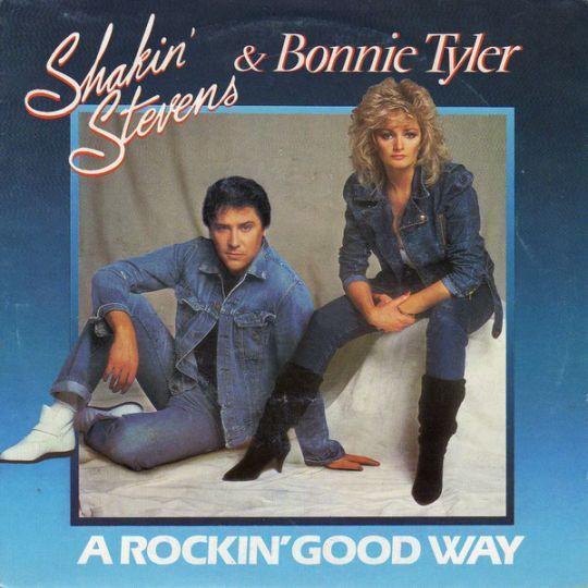 Coverafbeelding Shakin' Stevens & Bonnie Tyler - A Rockin' Good Way