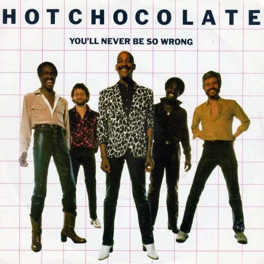 Coverafbeelding You'll Never Be So Wrong - Hot Chocolate