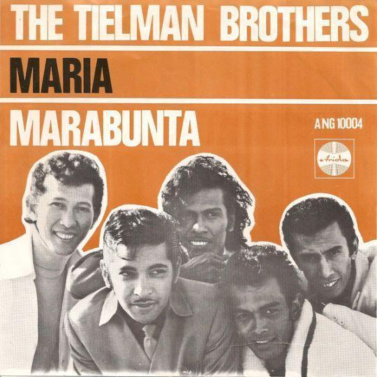 Coverafbeelding Maria - The Tielman Brothers