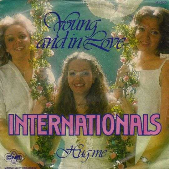Coverafbeelding Internationals - Young And In Love