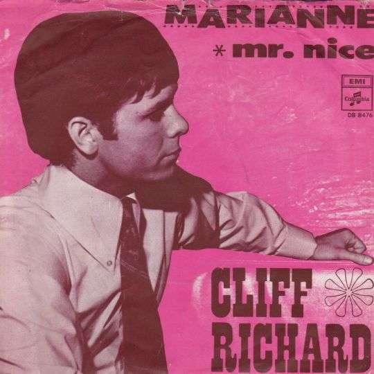 Coverafbeelding Marianne - Cliff Richard