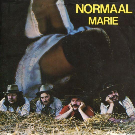 Coverafbeelding Marie - Normaal