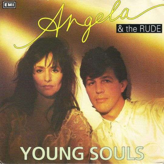 Coverafbeelding Angela & The Rude - Young Souls