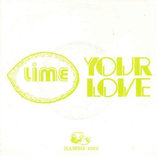 Coverafbeelding Lime - Your Love