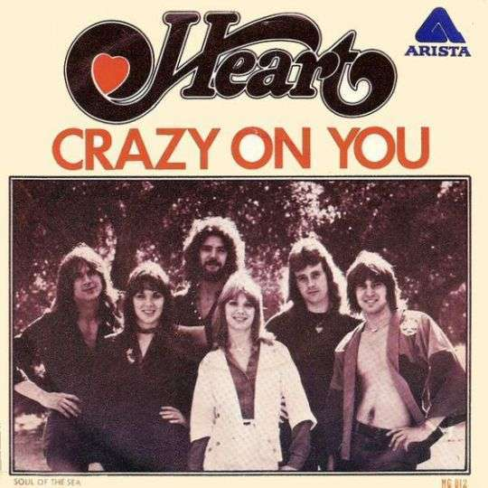 Coverafbeelding Crazy On You - Heart ((Usa))