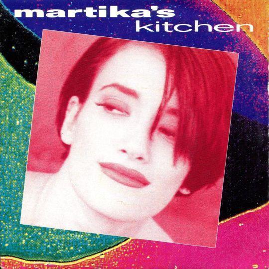 Coverafbeelding Martika's Kitchen - Martika
