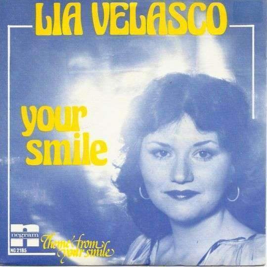 Coverafbeelding Your Smile - Lia Velasco
