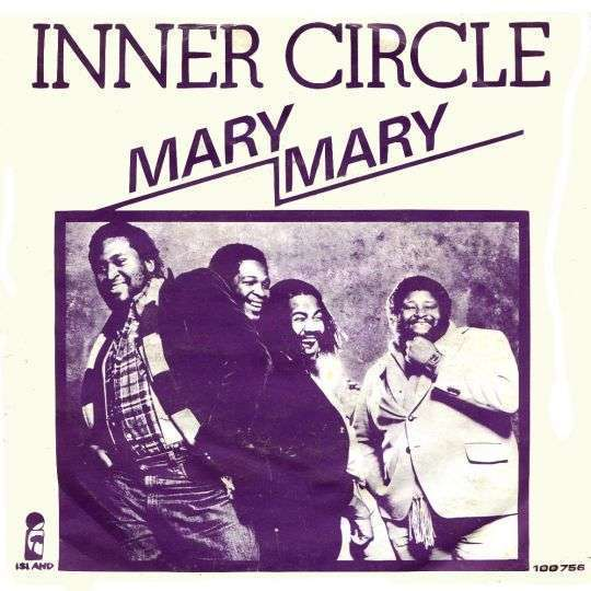 Coverafbeelding Mary Mary - Inner Circle