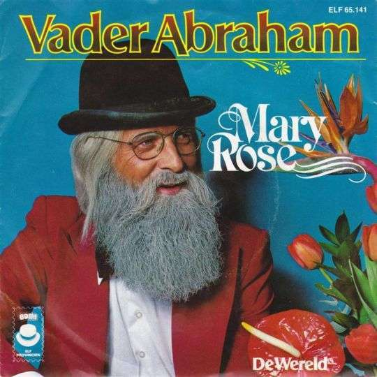 Coverafbeelding Mary Rose - Vader Abraham