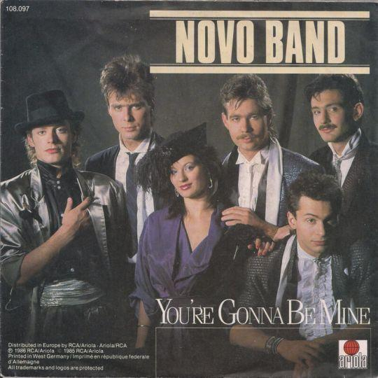 Coverafbeelding Novo Band - You're Gonna Be Mine