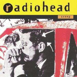 Coverafbeelding Creep - Radiohead