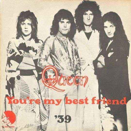 Coverafbeelding You're My Best Friend - Queen