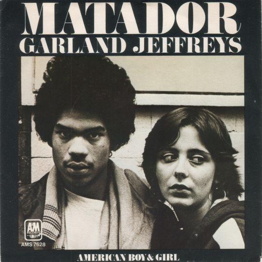 Coverafbeelding Matador - Garland Jeffreys
