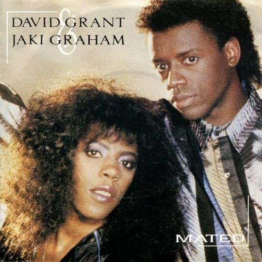 Coverafbeelding David Grant & Jaki Graham - Mated