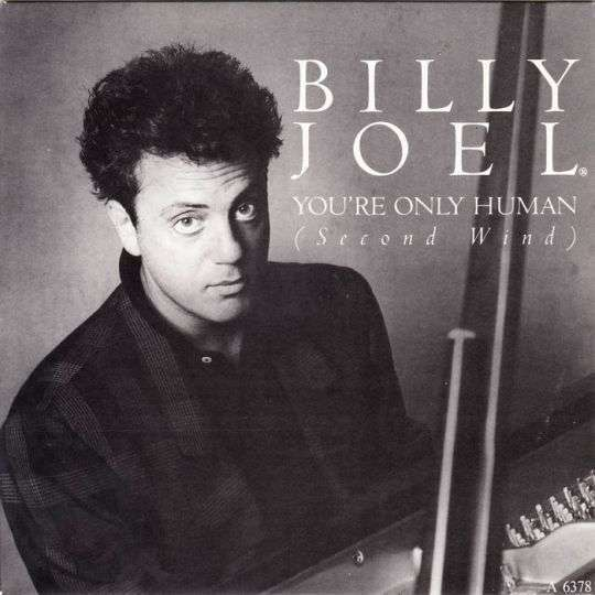 Coverafbeelding You're Only Human (Second Wind) - Billy Joel