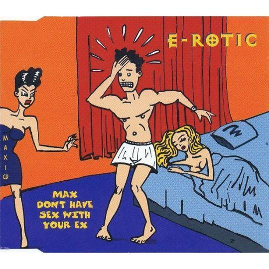 Coverafbeelding E-Rotic - Max Don't Have Sex With Your Ex