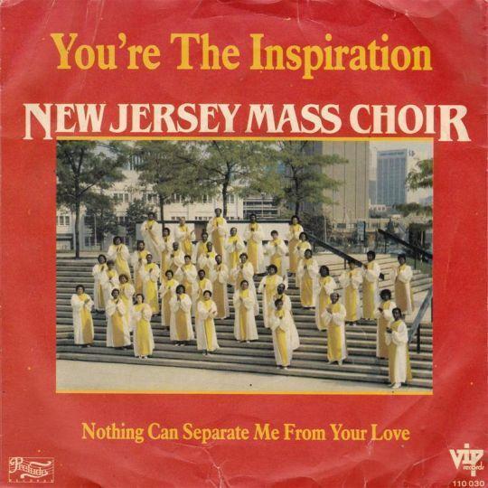 Coverafbeelding New Jersey Mass Choir - You're The Inspiration