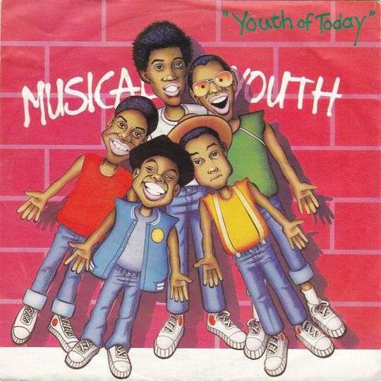 Coverafbeelding Youth Of Today - Musical Youth