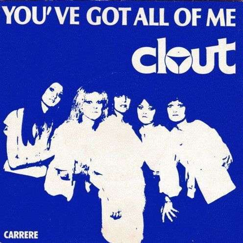 Coverafbeelding You've Got All Of Me - Clout