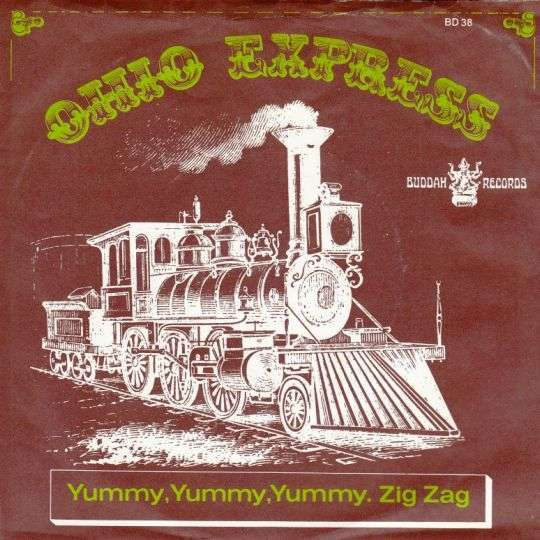 Coverafbeelding Ohio Express - Yummy, Yummy, Yummy