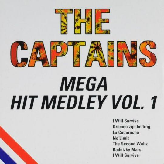 Coverafbeelding The Captains - Mega Hit Medley Vol. 1
