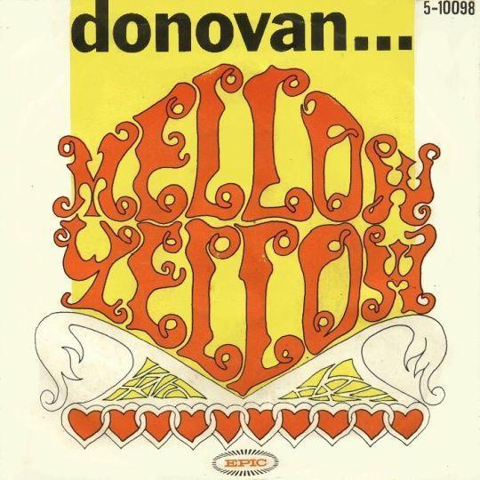 Coverafbeelding Donovan - Mellow Yellow