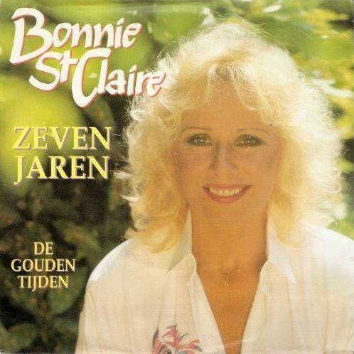 Coverafbeelding Zeven Jaren - Bonnie St Claire