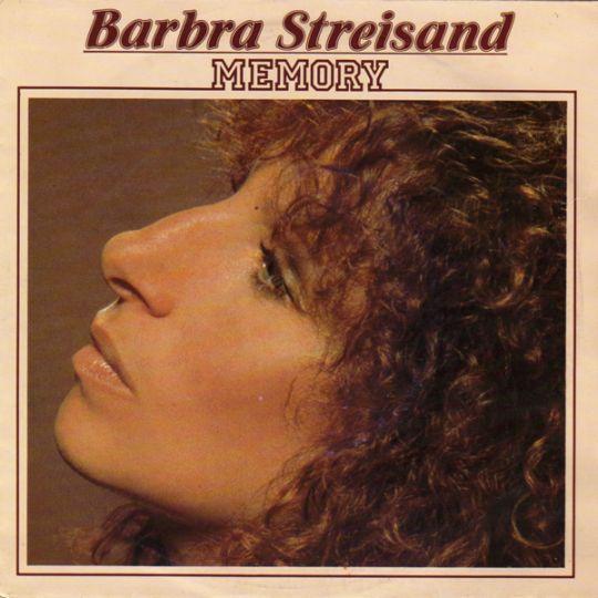 Coverafbeelding Memory - Barbra Streisand