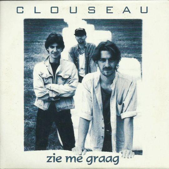Coverafbeelding Zie Me Graag - Clouseau