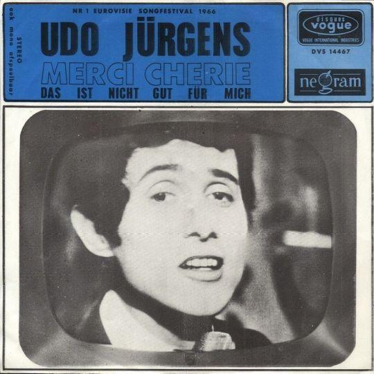 Coverafbeelding Merci Cherie - Udo Jürgens