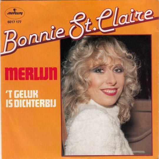 Coverafbeelding Merlijn - Bonnie St. Claire