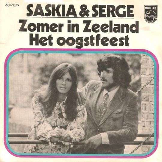 Coverafbeelding Zomer In Zeeland - Saskia & Serge