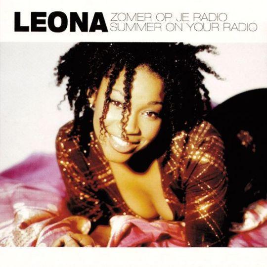 Coverafbeelding Zomer Op Je Radio/ Summer On Your Radio - Leona