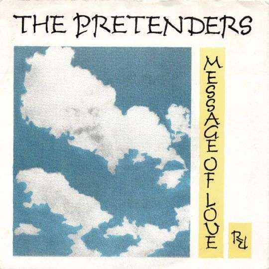 Coverafbeelding Message Of Love - The Pretenders