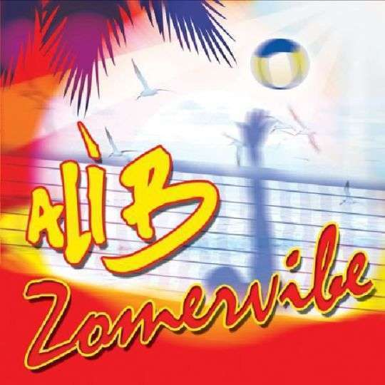 Coverafbeelding Zomervibe - Ali B