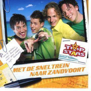 Coverafbeelding Met De Sneltrein Naar Zandvoort - Topstars