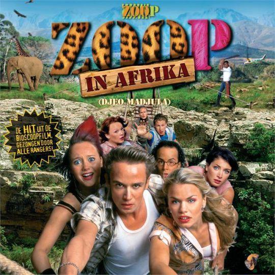 Coverafbeelding Zoop - Zoop In Afrika (Djeo Madjula)
