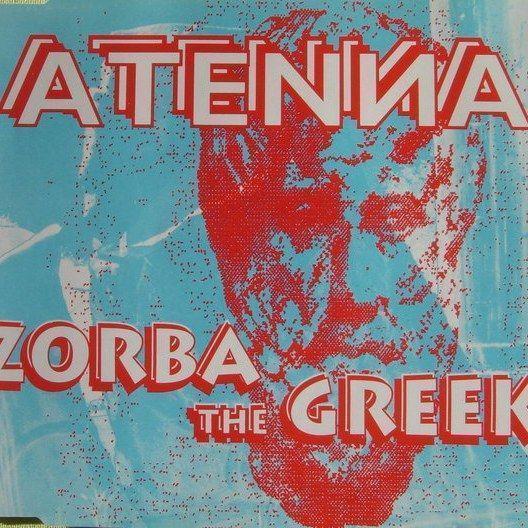 Coverafbeelding Atenna - Zorba The Greek