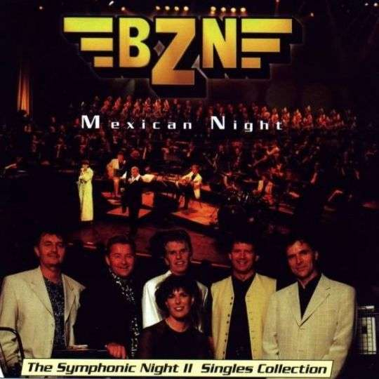 Coverafbeelding Mexican Night - Bzn