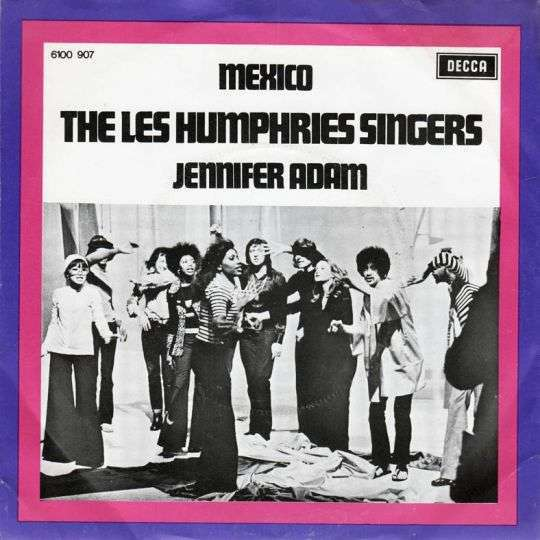 Coverafbeelding Mexico - The Les Humphries Singers