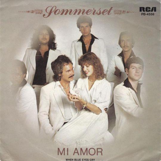 Coverafbeelding Mi Amor - Sommerset